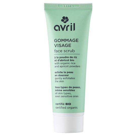 Avril Face Scrub, 50 ml