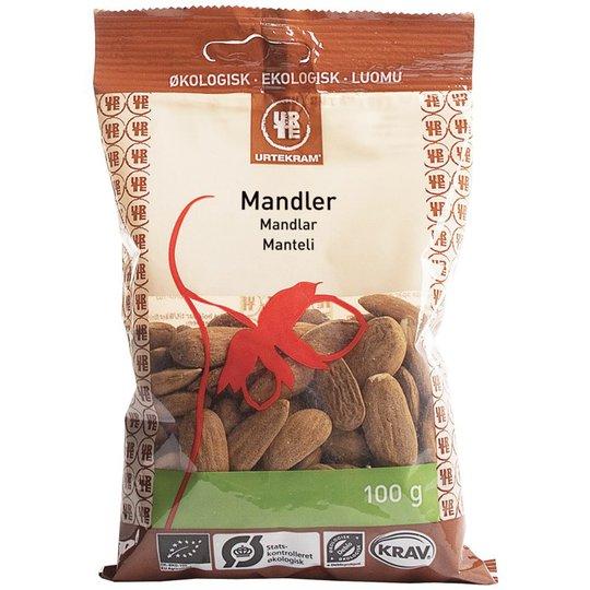 Eko Mandlar 100g - 31% rabatt