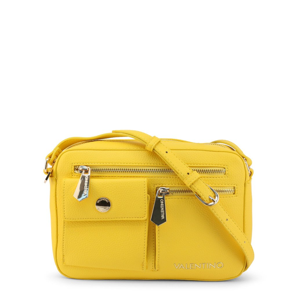 Valentino by Mario Valentino Women's Clutch Bag Various Colours CASPER-VBS3XL03 - yellow NOSIZE