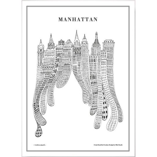 Olle Eksell - Manhattan