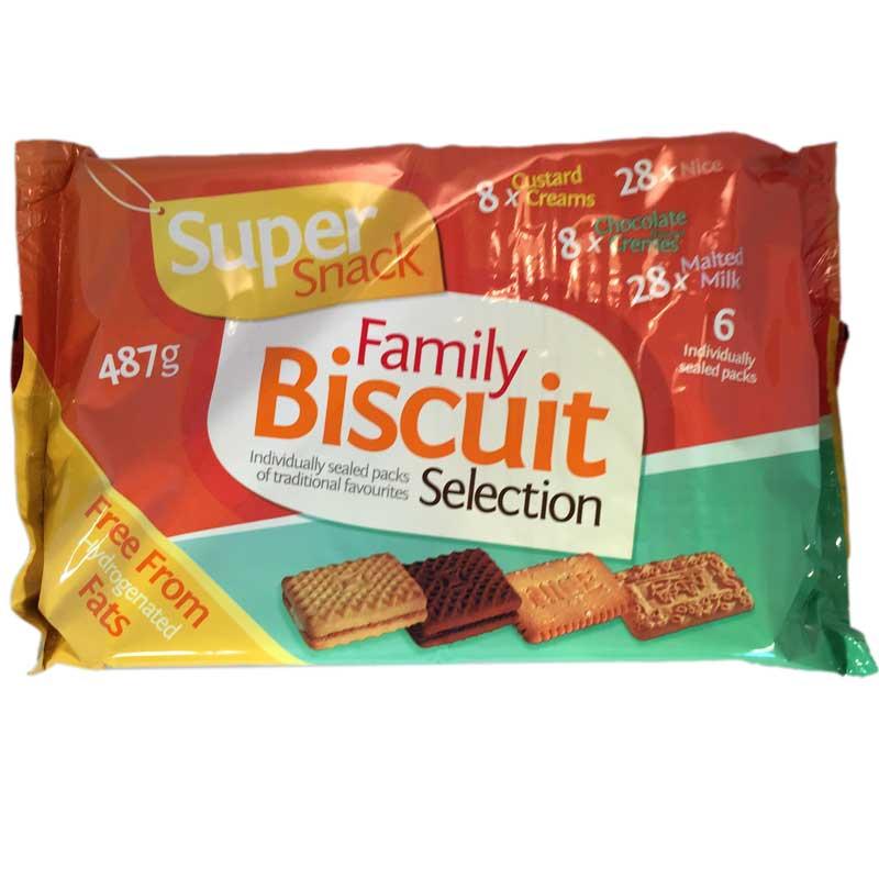 Family biscuit selection - 52% rabatt