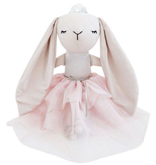 Spinkie Baby Kosedyr Prinsessekanin, Pale Rose