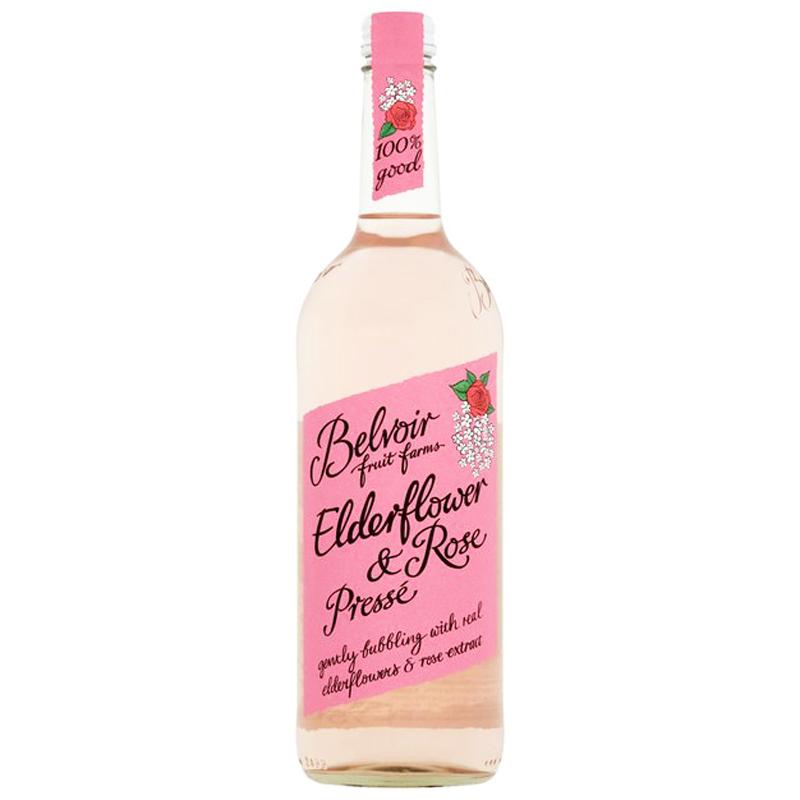 """Lemonad """"Elderflower & Rose"""" 750ml - 30% rabatt"""