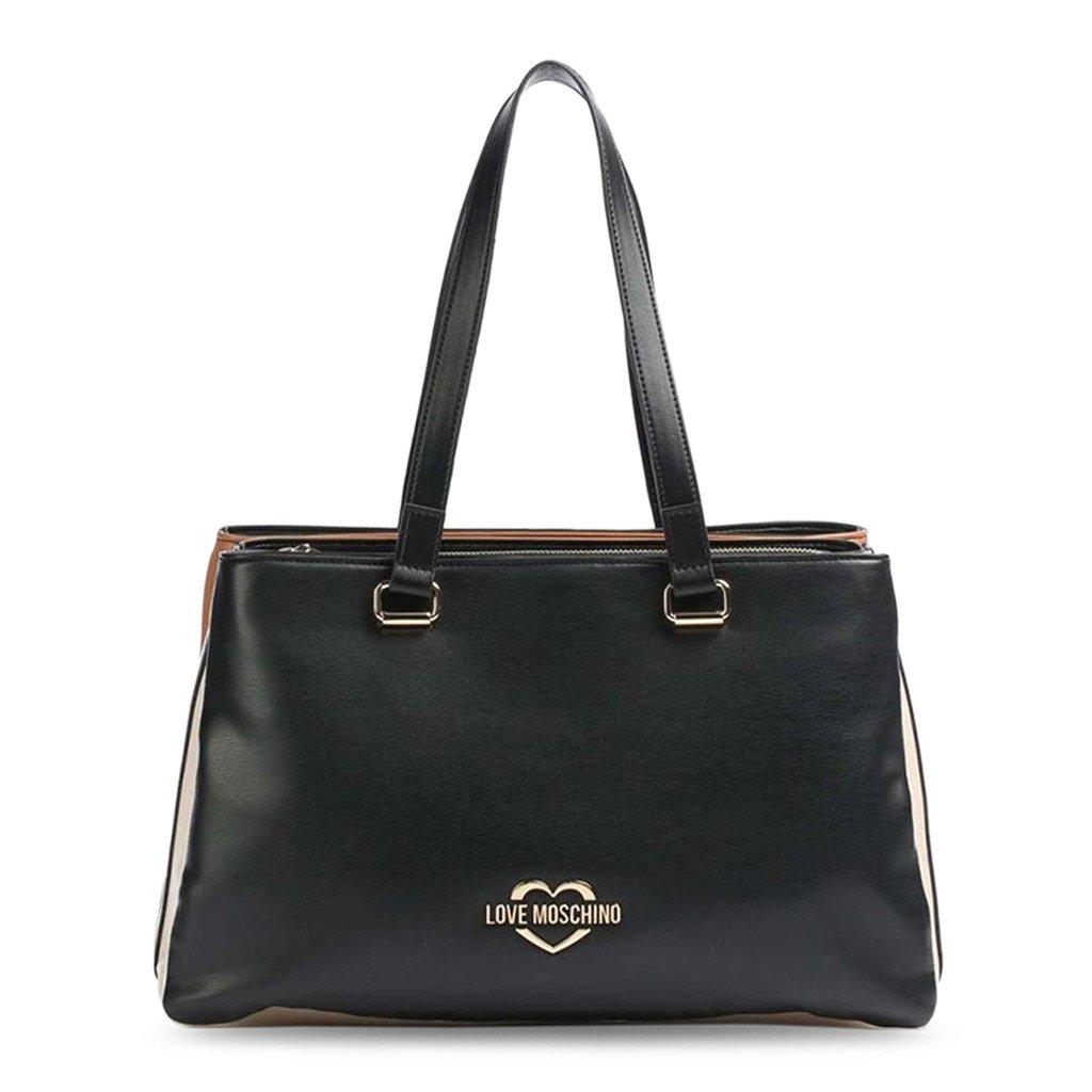 Love Moschino Women's Shoulder Bag Black JC4171PP1DLG1 - black NOSIZE