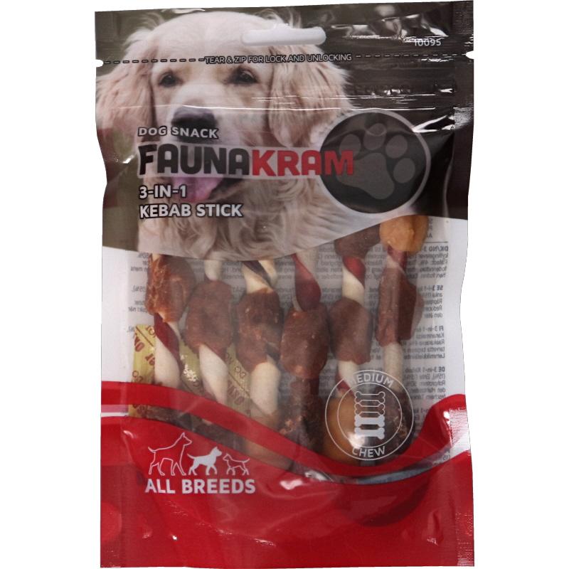 Koirien Täydennysrehu Kebab Vartaat - 20% alennus