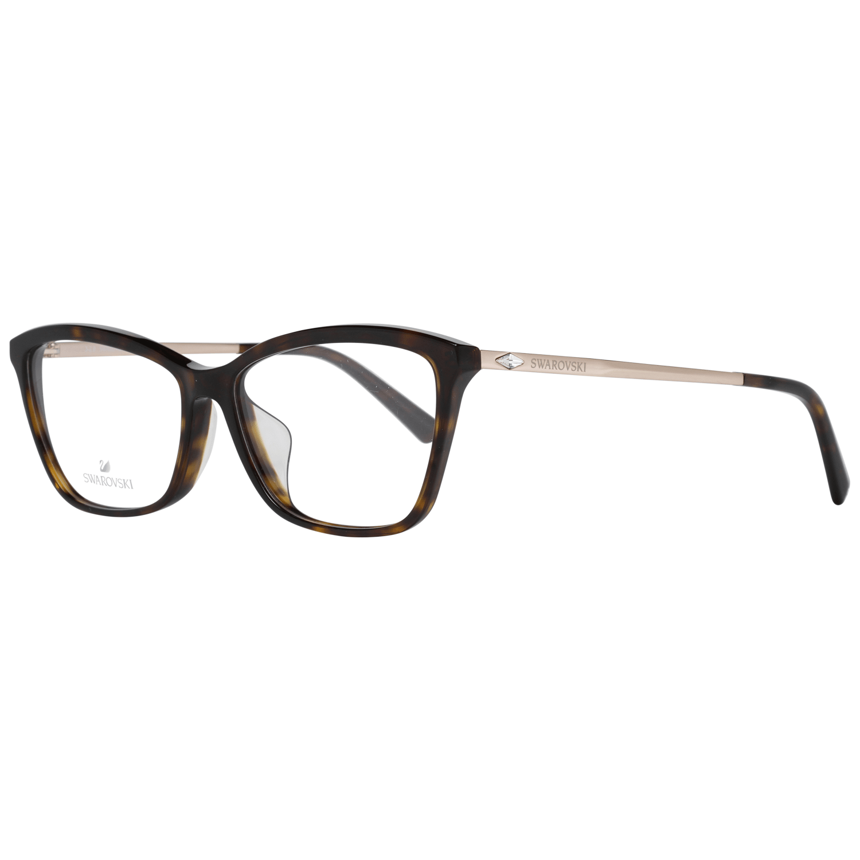 Swarovski Women's Optical Frames Eyewear Brown SK5314-F 54052