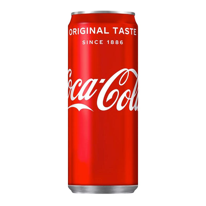 Coca-Cola Original - 1-pack