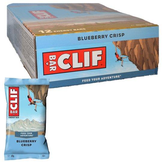 Energibar Blueberry Crisp 12-pack - 44% rabatt