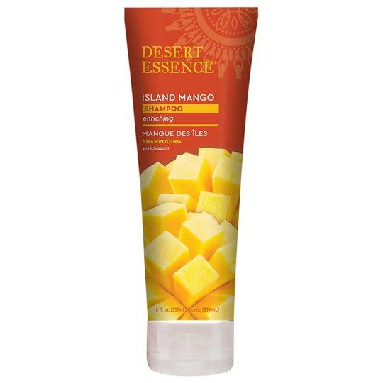 Desert Essence Island Mango Shampoo, 237 ml