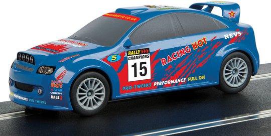 Scalextric Bilbane Start Rally Car Pro Tweeks