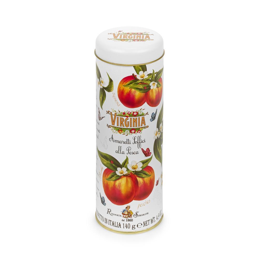 Soft Amaretti with Peach 140g by Virginia