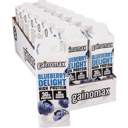 HighProtein Drink BlueberryDelight 16-pack - 26% rabatt