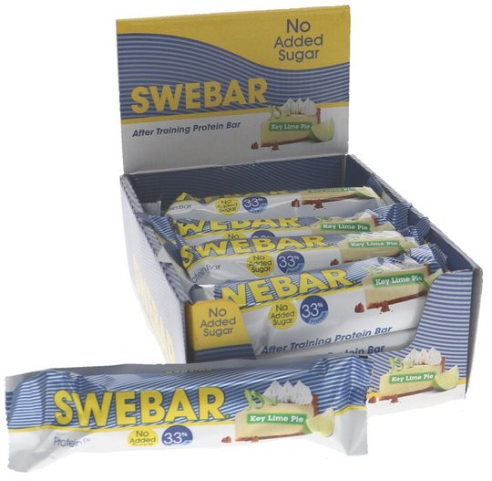 Proteinbars Key Lime Pie 15-pack - 30% rabatt