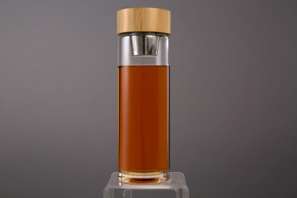 ZEN - Tea Infuser Glass Bottle (GL15)