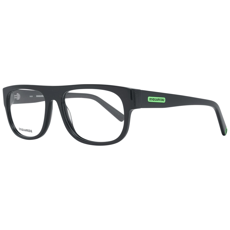 Dsquared² Men's Optical Frames Eyewear Gold DQ5295 56020