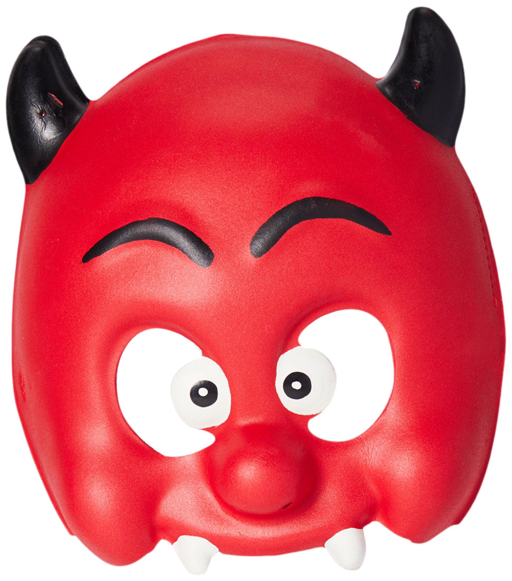 Naamiaisasu Naamio Paholainen Lapsille, Punainen