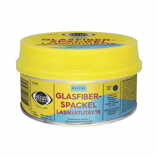 PLASTIC PADDING GLASF SPACKEL