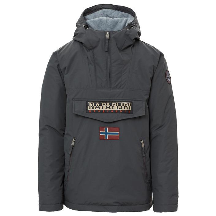 Napapijri - Napapijri Men Jacket - grey S