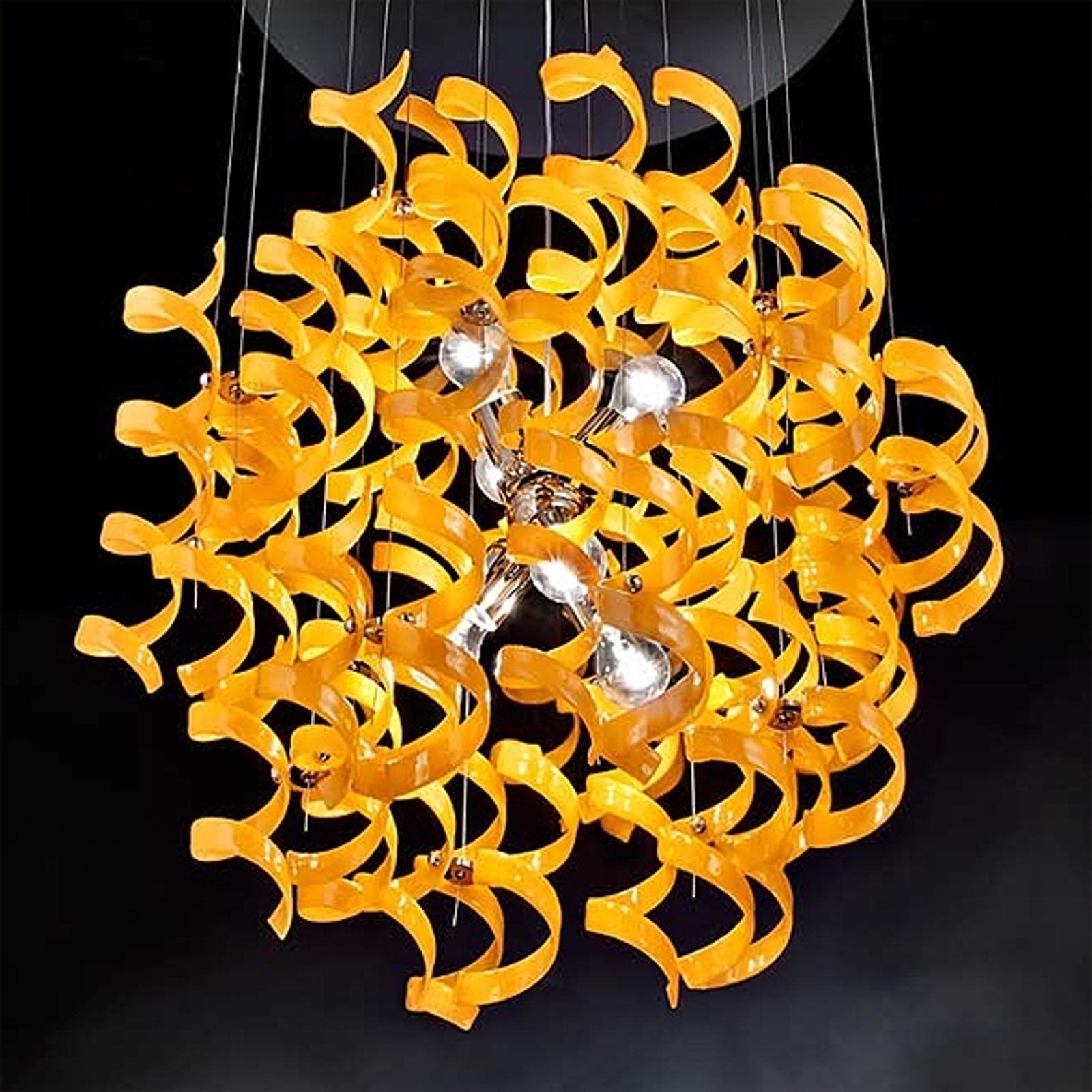 Nykyaikainen riippuvalaisin Orange
