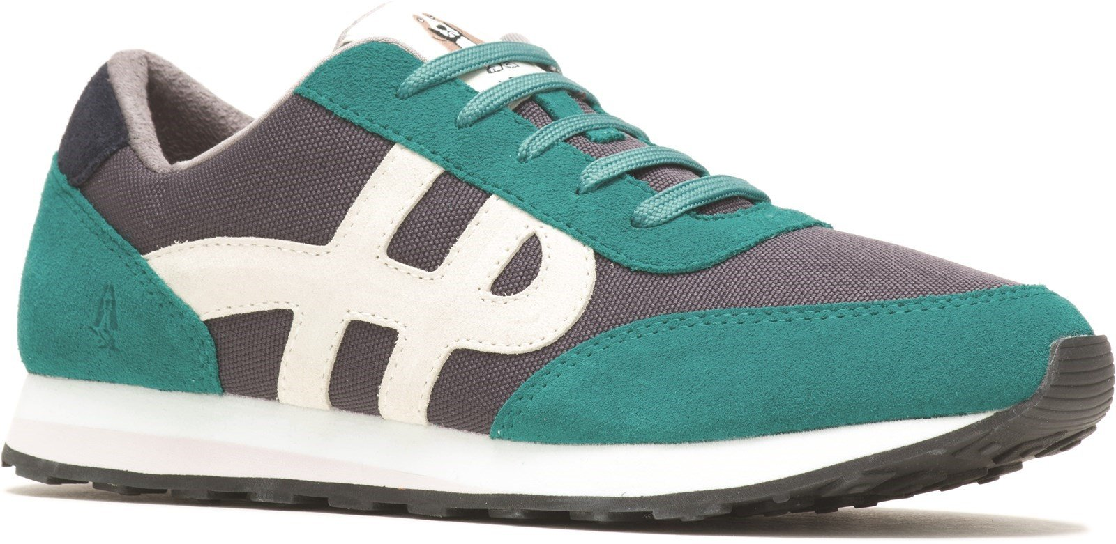 Hush Puppies Women's Seventy8 Lace Trainer Various Colours 31298 - Navy Multi 3