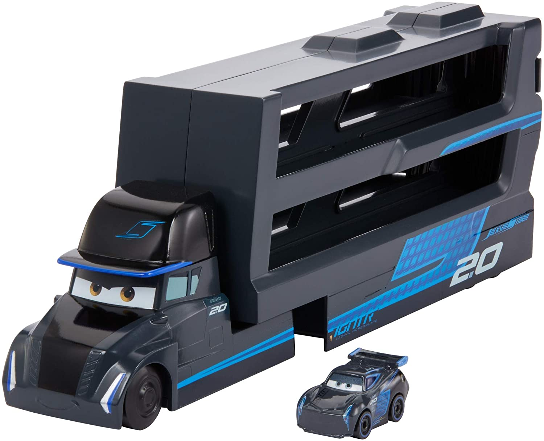 Disney Cars - Gale Beaufort Mini Racers Hauler (GNW35)