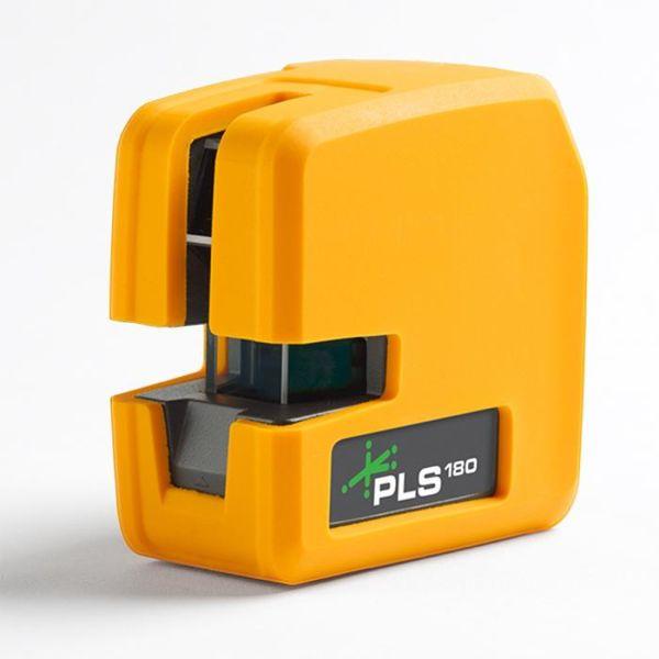 PLS 180 Krysslaser med lasermottaker