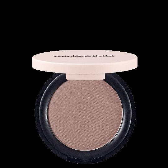 BioMineral Silky Eyeshadow Soft Plum, 3 g