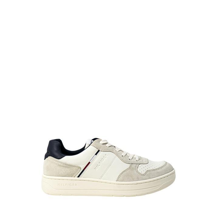 Tommy Hilfiger Jeans - Tommy Hilfiger Jeans Men Sneakers - white 41
