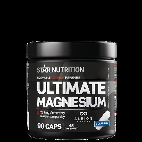 Ultimate Magnesium, 90 caps