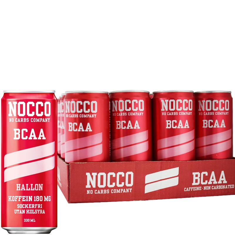 BCAA Hallon - 50% rabatt