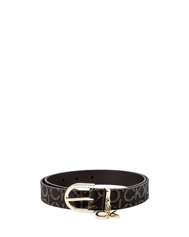 Calvin Klein Women's Belt Black 269997 - black-1 75