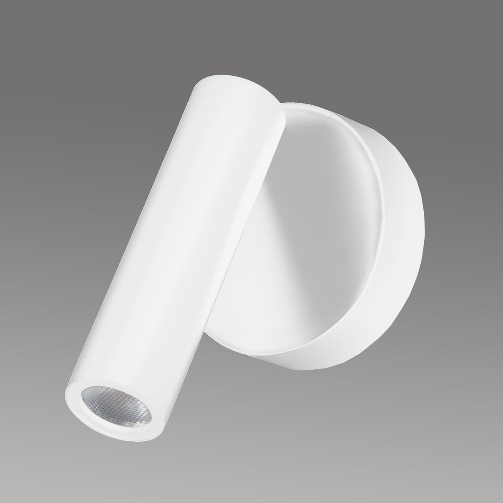 Stylus LED-veggspot, hvit