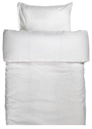 Sunshine sengetøy – White, 144x210