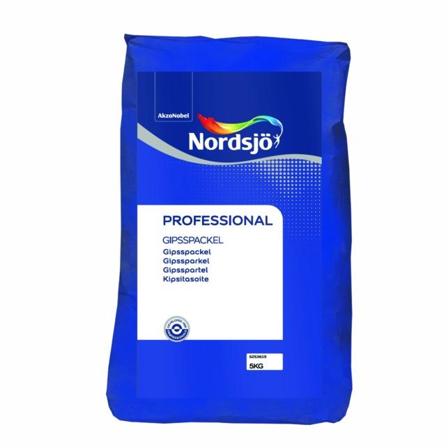 GIPSSPACKEL NORDSJÖ PROFESSIONAL 5KG