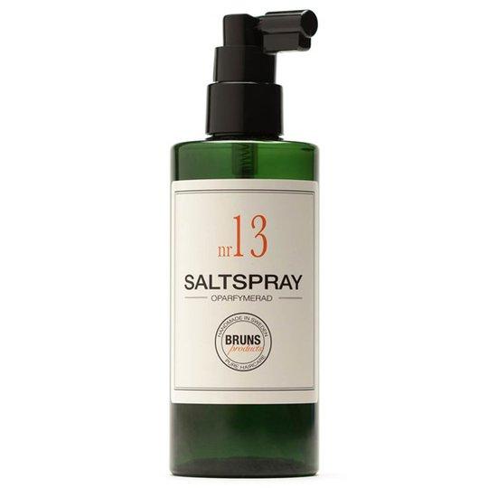 BRUNS Products Saltspray nr 13 - Oparfymerad, 200 ml