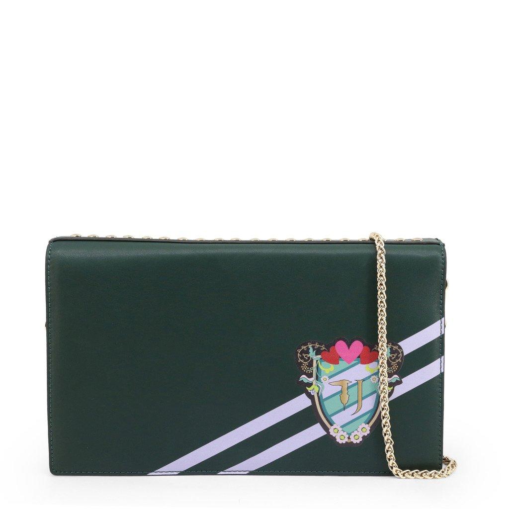 Trussardi Women's Clutch Bag Various Colours CUMINO_75B00413 - green NOSIZE