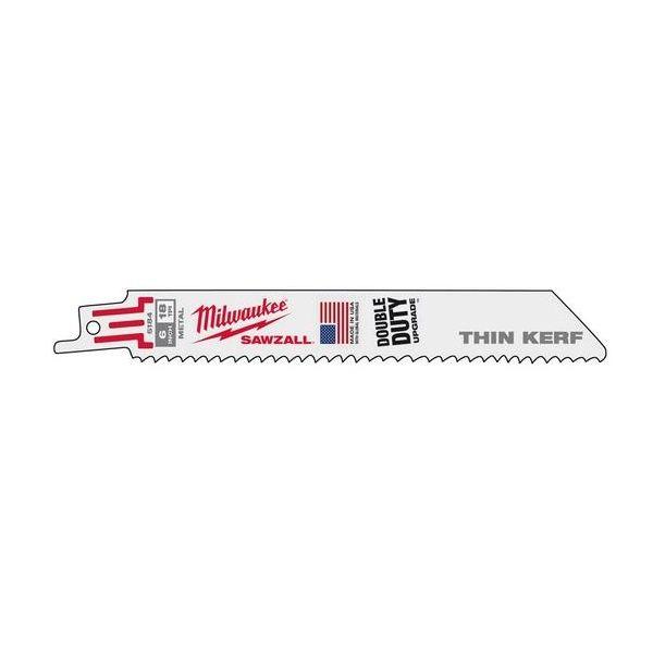 Milwaukee 48005184 Tigersagblad 5-pakning