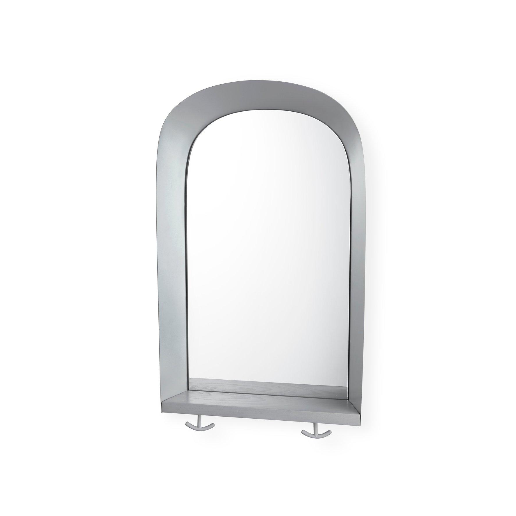 Nofred - Portal Mirror - Grey