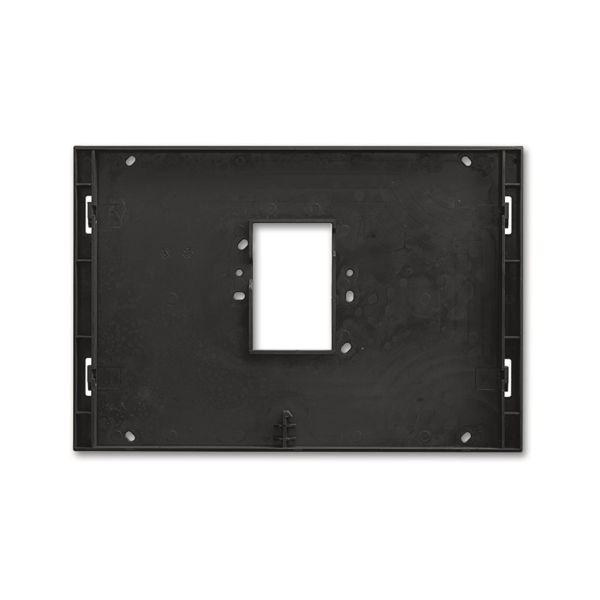 ABB 2CKA006136A0210 Asennuskehys smartTouch-paneelille Musta
