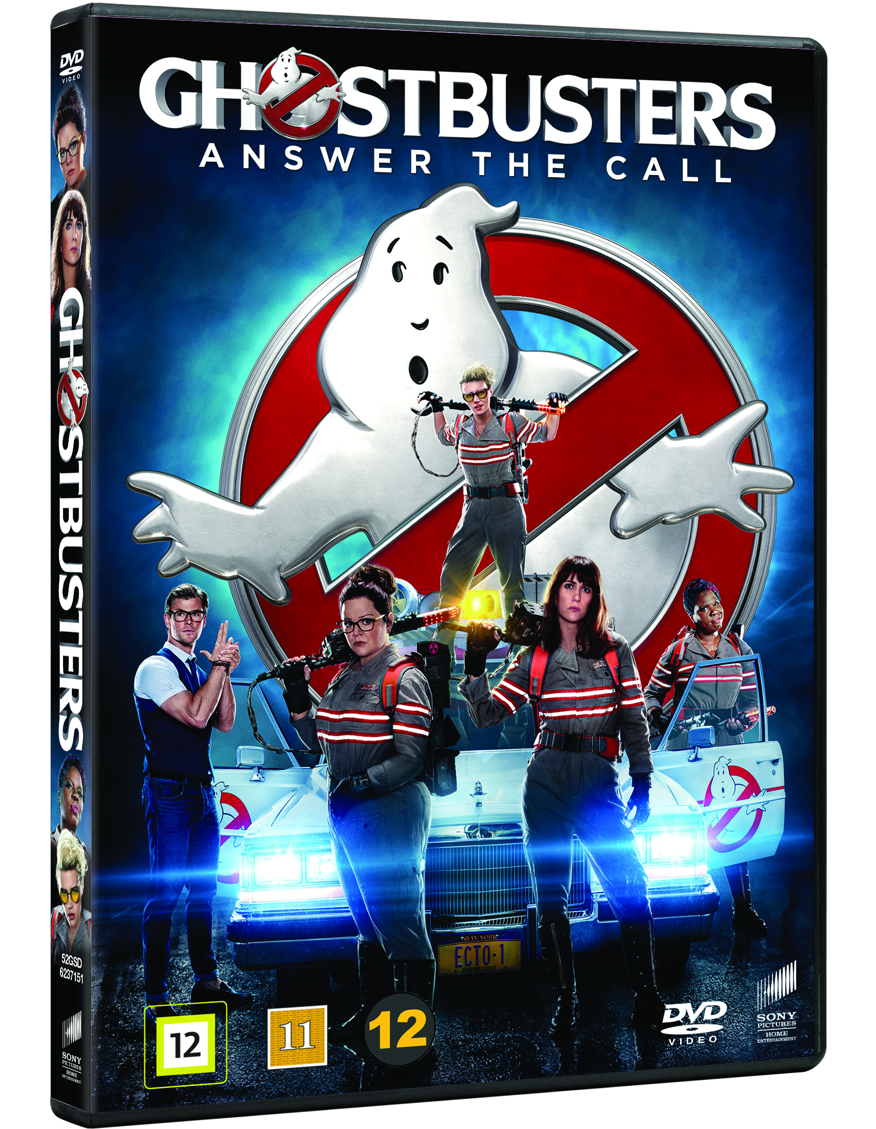 Ghostbusters - Answer The Call - DVD