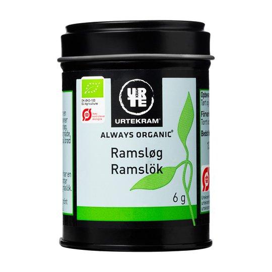 Urtekram Food Ramslök, 6 g