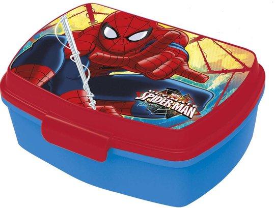 Spiderman Matboks