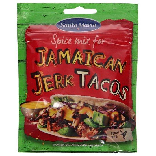 """Mausteseos """"Jamaican Jerk Spices"""" 25g - 34% alennus"""