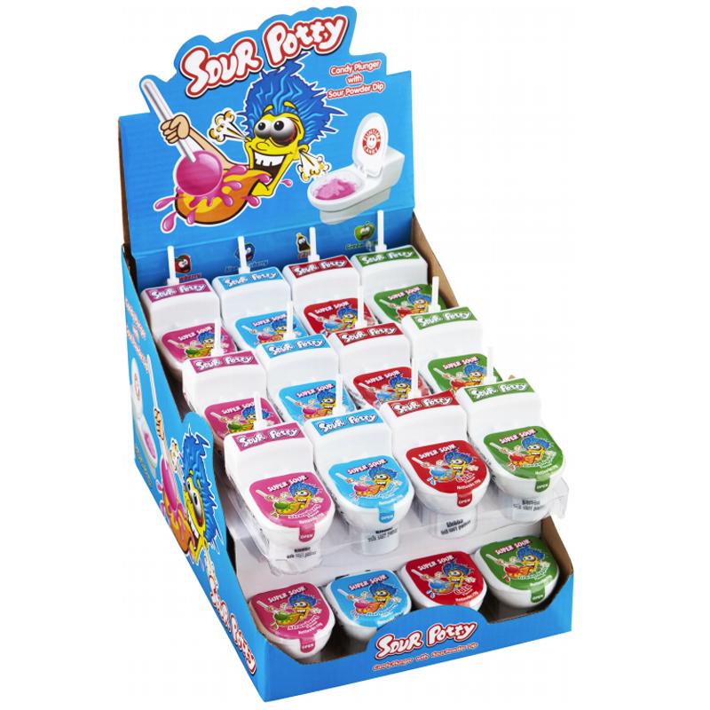Sour Potty 24-pack - 78% rabatt