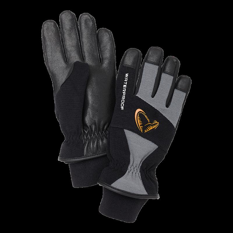 Savage Gear Thermo Pro Glove M Black, Hanske