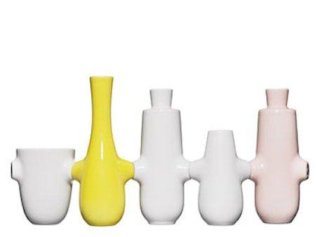 Fiducia vase/lysstake