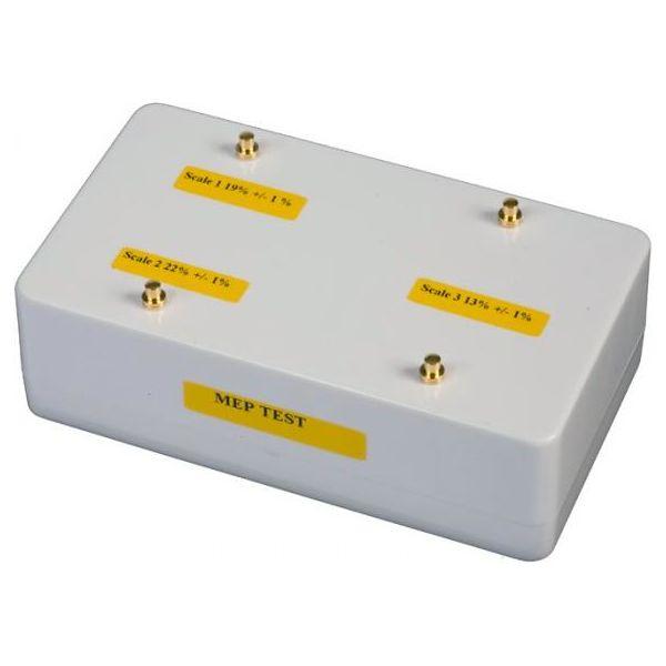 Tramex CALBOXMEP Kalibreringsplate