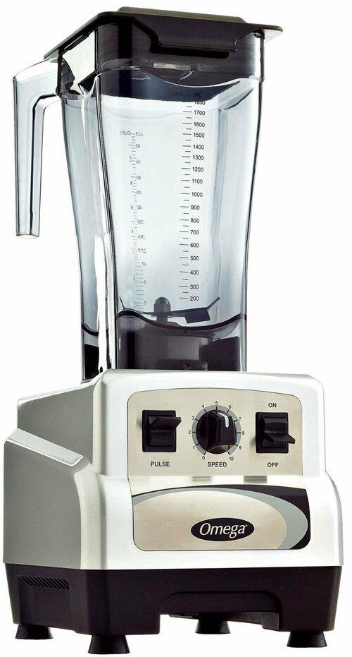 Omega Bl462s Blender - Silver