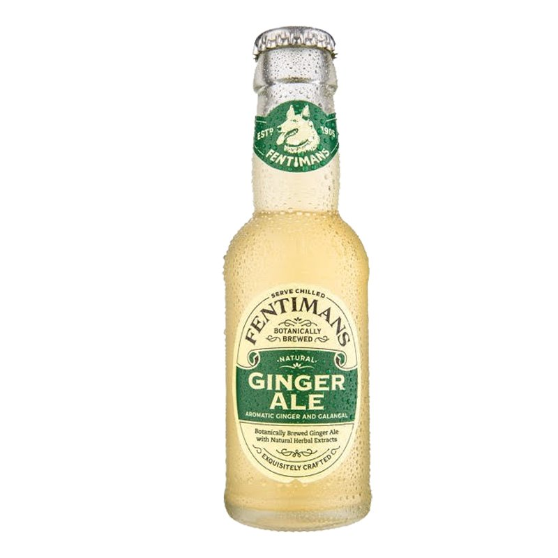 "Dryck ""Ginger Ale"" 125ml - 33% rabatt"