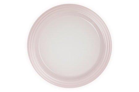 Signature Tallerken Shell Pink 27 cm